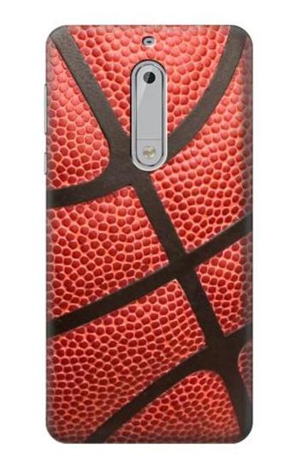 S0065 Basketball Etui Coque Housse pour Nokia 5