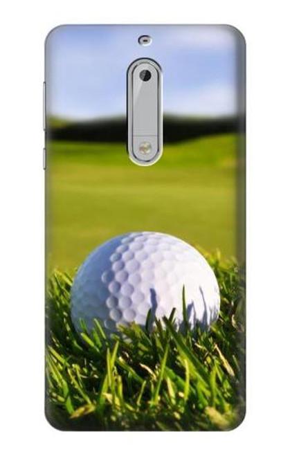 S0068 Golf Etui Coque Housse pour Nokia 5