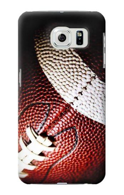 S0062 American Football Etui Coque Housse pour Samsung Galaxy S6