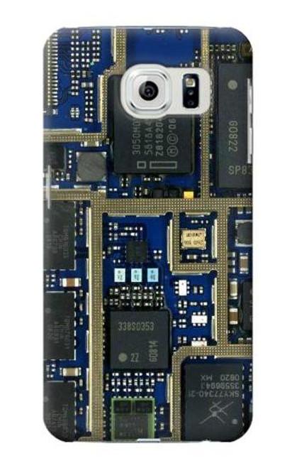 S0063 Curcuid Board Etui Coque Housse pour Samsung Galaxy S6