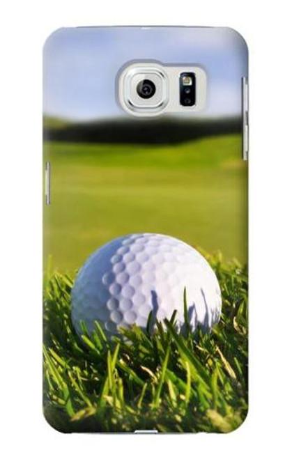 S0068 Golf Etui Coque Housse pour Samsung Galaxy S6