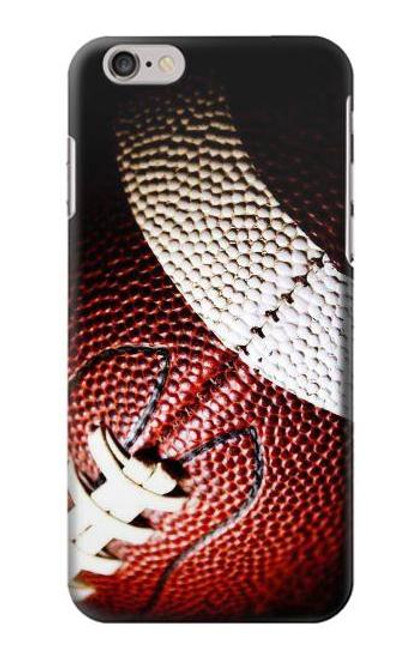 S0062 American Football Etui Coque Housse pour iPhone 6 6S