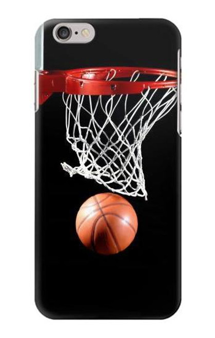 S0066 Basketball Etui Coque Housse pour iPhone 6 6S