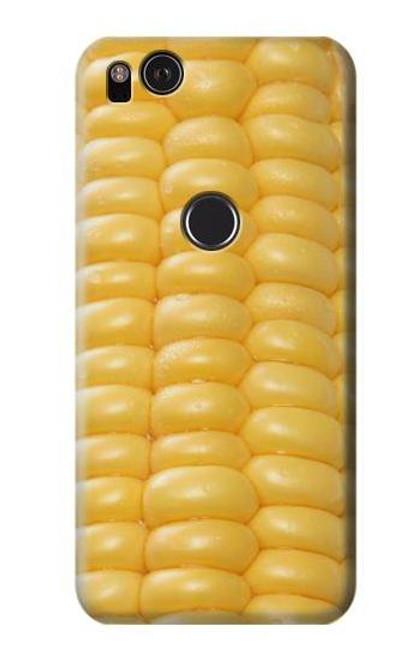 S0562 Sweet Corn Etui Coque Housse pour Google Pixel 2