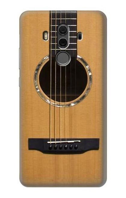 S0057 Acoustic Guitar Etui Coque Housse pour Huawei Mate 10 Pro, Porsche Design