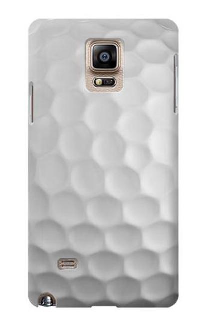 S0071 Golf Ball Etui Coque Housse pour Samsung Galaxy Note 4