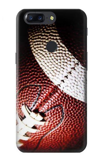 S0062 American Football Etui Coque Housse pour OnePlus 5T