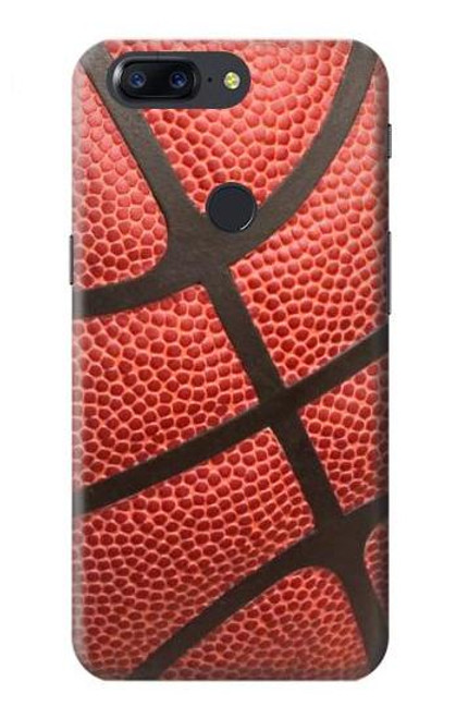S0065 Basketball Etui Coque Housse pour OnePlus 5T