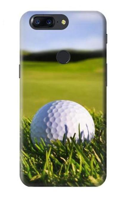 S0068 Golf Etui Coque Housse pour OnePlus 5T