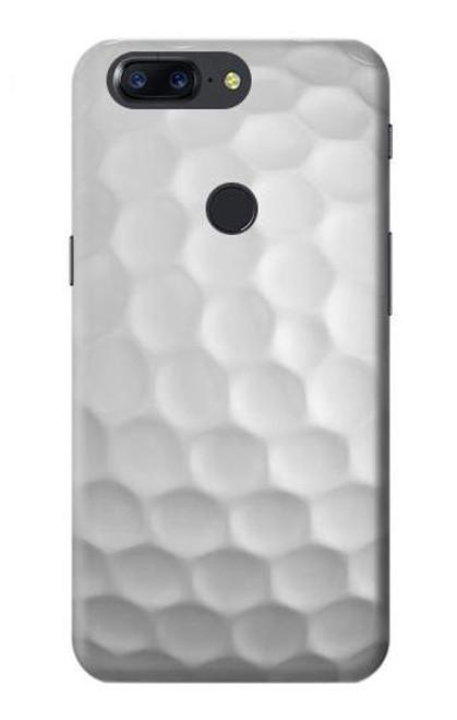 S0071 Golf Ball Etui Coque Housse pour OnePlus 5T
