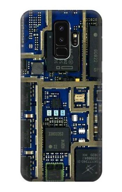 S0063 Curcuid Board Etui Coque Housse pour Samsung Galaxy S9 Plus