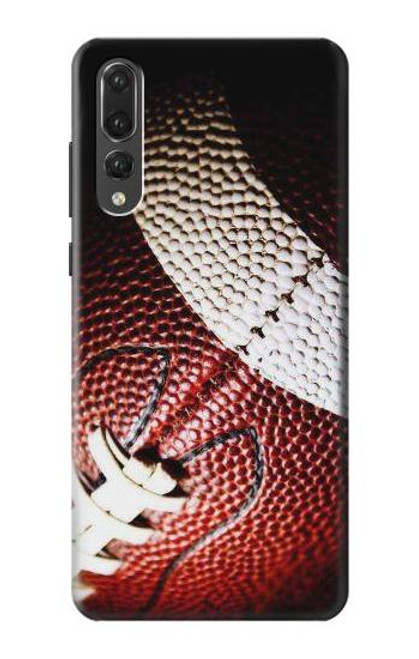 S0062 American Football Etui Coque Housse pour Huawei P20 Pro