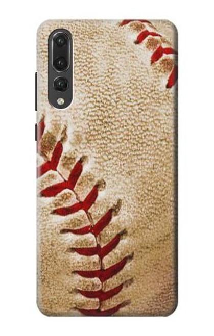S0064 Baseball Etui Coque Housse pour Huawei P20 Pro