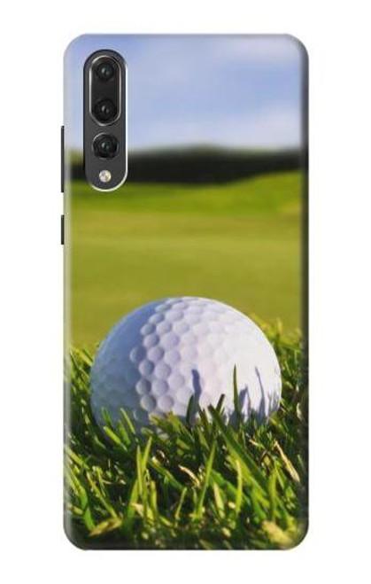 S0068 Golf Etui Coque Housse pour Huawei P20 Pro