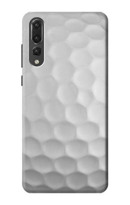 S0071 Golf Ball Etui Coque Housse pour Huawei P20 Pro