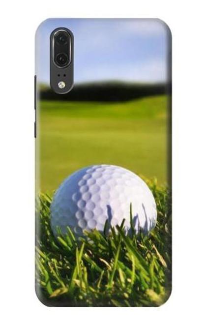 S0068 Golf Etui Coque Housse pour Huawei P20