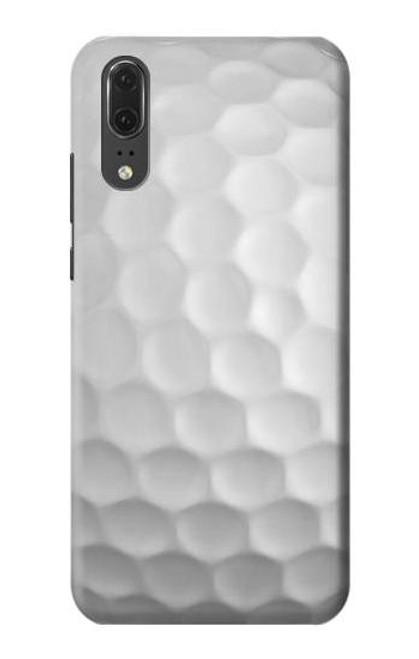 S0071 Golf Ball Etui Coque Housse pour Huawei P20