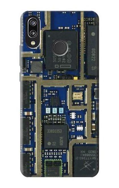 S0063 Curcuid Board Etui Coque Housse pour Huawei P20 Lite