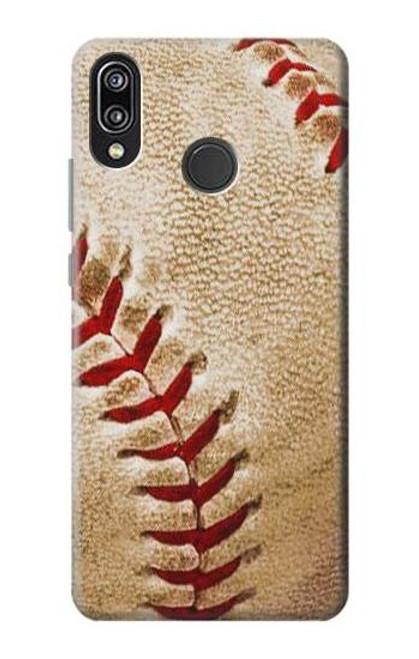 S0064 Baseball Etui Coque Housse pour Huawei P20 Lite