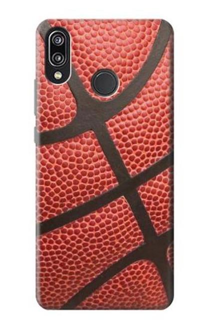 S0065 Basketball Etui Coque Housse pour Huawei P20 Lite
