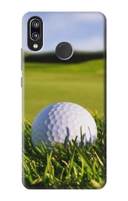 S0068 Golf Etui Coque Housse pour Huawei P20 Lite
