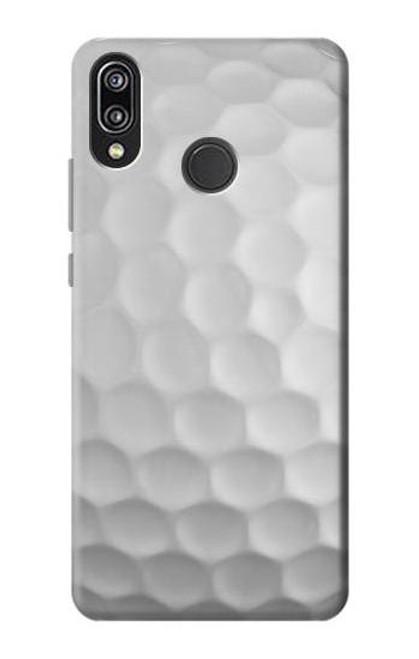 S0071 Golf Ball Etui Coque Housse pour Huawei P20 Lite