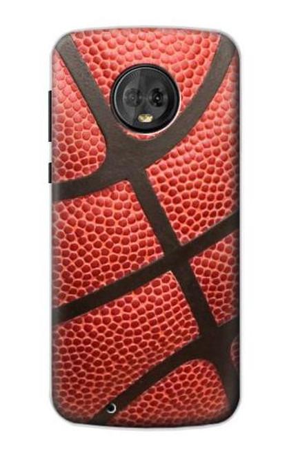 S0065 Basketball Etui Coque Housse pour Motorola Moto G6