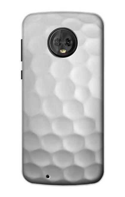 S0071 Golf Ball Etui Coque Housse pour Motorola Moto G6