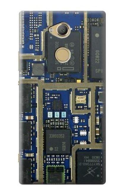 S0063 Curcuid Board Etui Coque Housse pour Sony Xperia XA2 Ultra