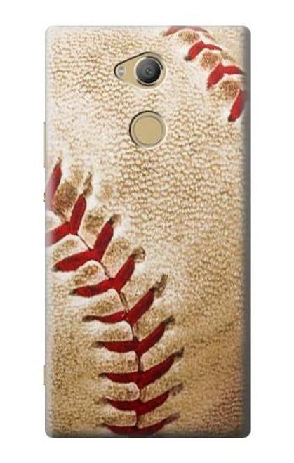 S0064 Baseball Etui Coque Housse pour Sony Xperia XA2 Ultra