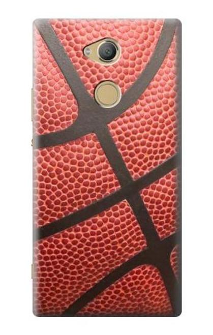 S0065 Basketball Etui Coque Housse pour Sony Xperia XA2 Ultra