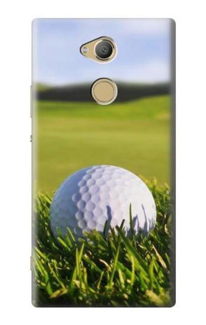 S0068 Golf Etui Coque Housse pour Sony Xperia XA2 Ultra