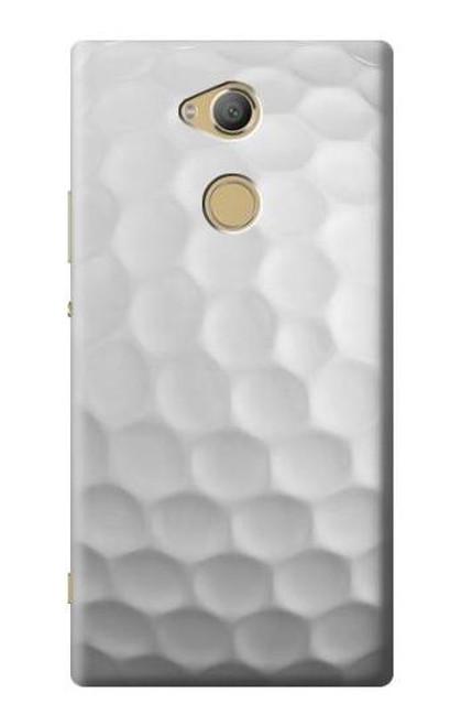 S0071 Golf Ball Etui Coque Housse pour Sony Xperia XA2 Ultra