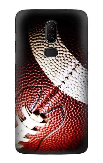 S0062 American Football Etui Coque Housse pour OnePlus 6