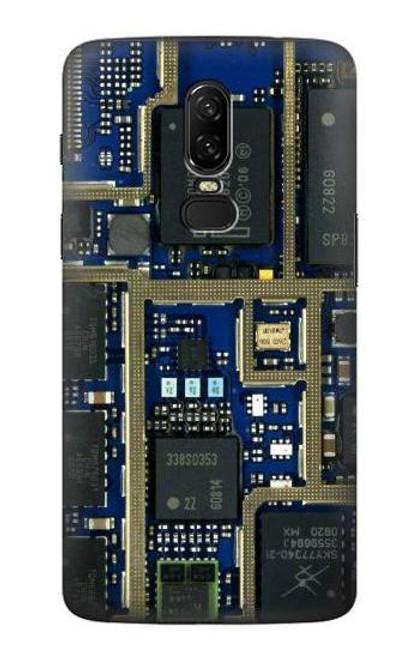 S0063 Curcuid Board Etui Coque Housse pour OnePlus 6