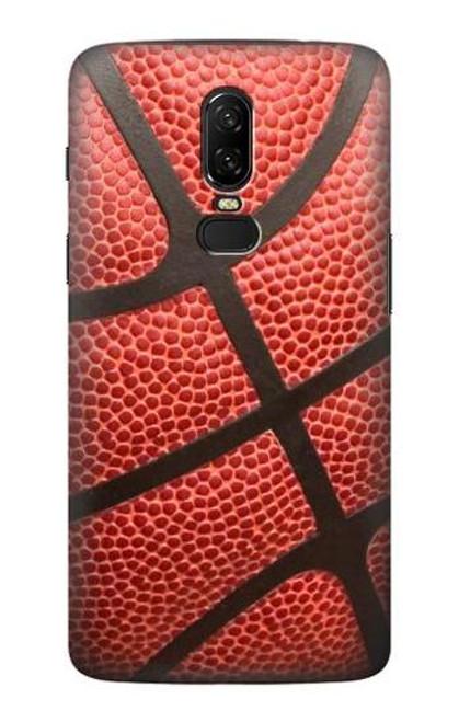S0065 Basketball Etui Coque Housse pour OnePlus 6