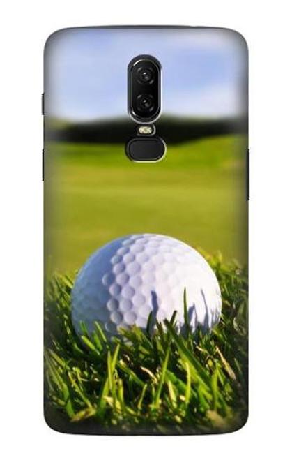 S0068 Golf Etui Coque Housse pour OnePlus 6