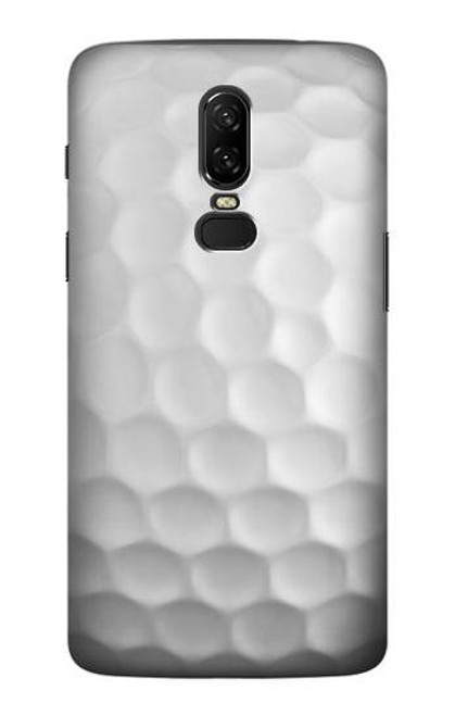 S0071 Golf Ball Etui Coque Housse pour OnePlus 6