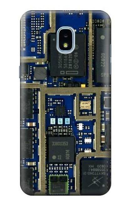 S0063 Curcuid Board Etui Coque Housse pour Samsung Galaxy J3 (2018), J3 Star, J3 V 3rd Gen, J3 Orbit, J3 Achieve, Express Prime 3, Amp Prime 3