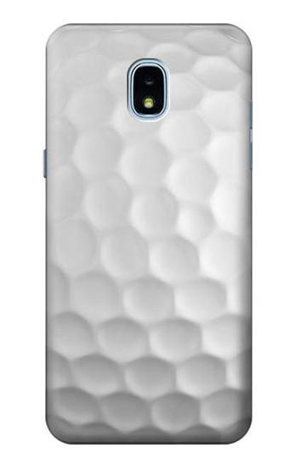 S0071 Golf Ball Etui Coque Housse pour Samsung Galaxy J3 (2018), J3 Star, J3 V 3rd Gen, J3 Orbit, J3 Achieve, Express Prime 3, Amp Prime 3