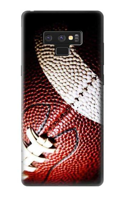 S0062 American Football Etui Coque Housse pour Note 9 Samsung Galaxy Note9