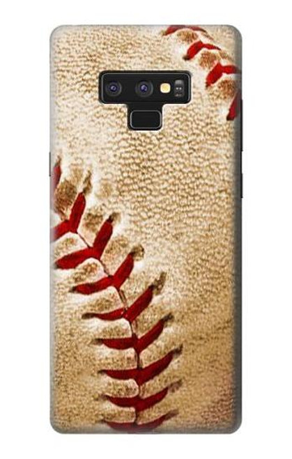 S0064 Baseball Etui Coque Housse pour Note 9 Samsung Galaxy Note9