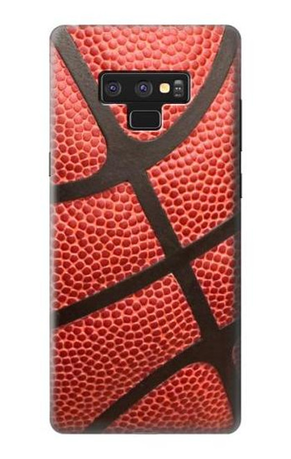 S0065 Basketball Etui Coque Housse pour Note 9 Samsung Galaxy Note9