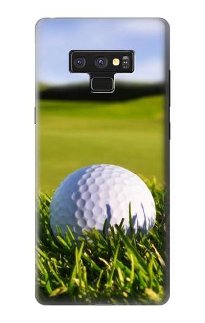 S0068 Golf Etui Coque Housse pour Note 9 Samsung Galaxy Note9