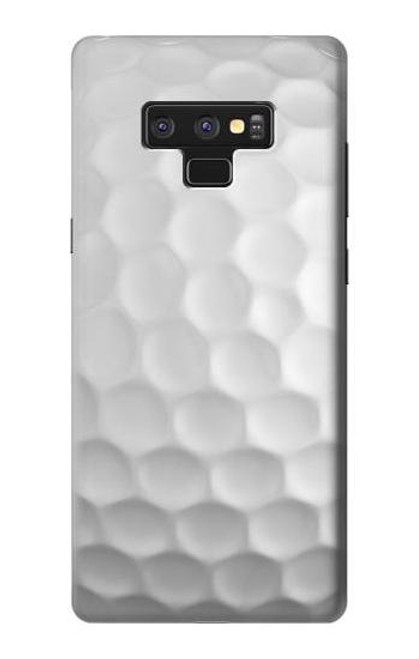 S0071 Golf Ball Etui Coque Housse pour Note 9 Samsung Galaxy Note9
