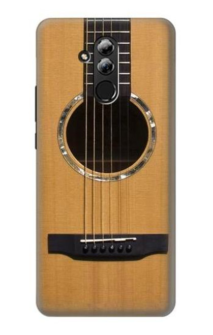 S0057 Acoustic Guitar Etui Coque Housse pour Huawei Mate 20 lite