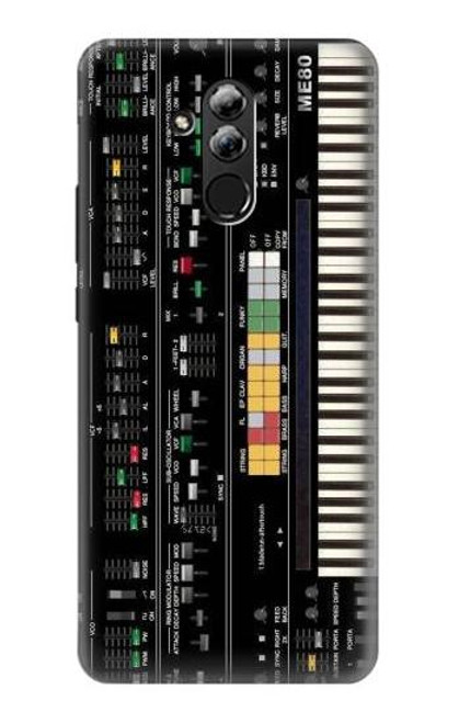 S0061 Synthesizer Etui Coque Housse pour Huawei Mate 20 lite