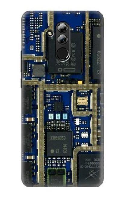 S0063 Curcuid Board Etui Coque Housse pour Huawei Mate 20 lite