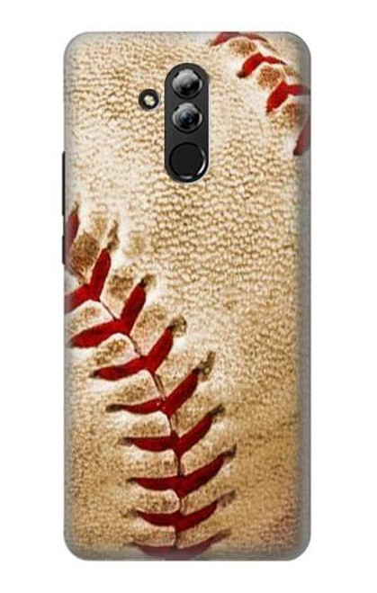 S0064 Baseball Etui Coque Housse pour Huawei Mate 20 lite