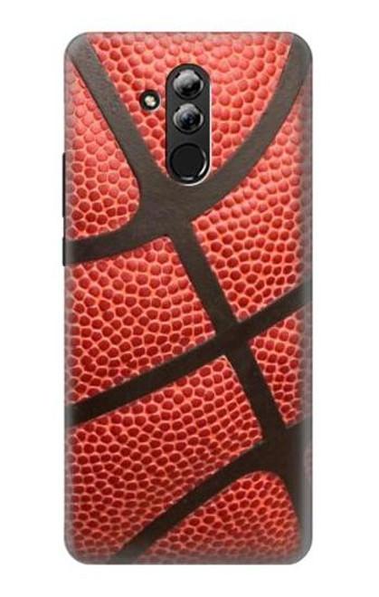 S0065 Basketball Etui Coque Housse pour Huawei Mate 20 lite